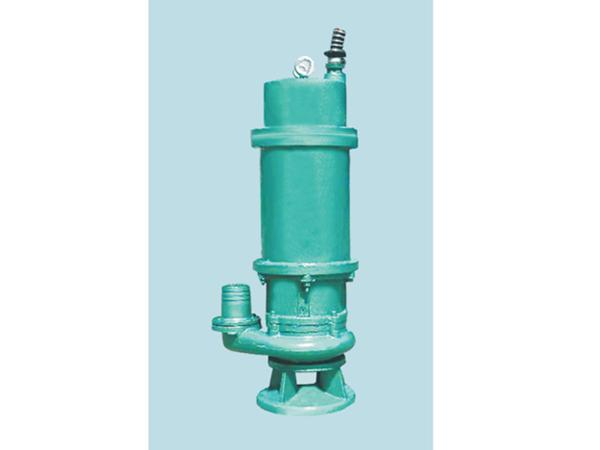 BQS系列矿用隔爆型潜水排沙电泵