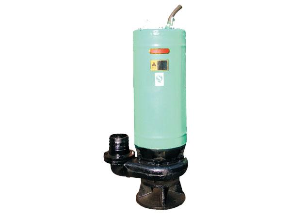 WQ系列下吸式污水潜水电泵