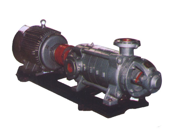 MD型单吸多级耐磨离心泵